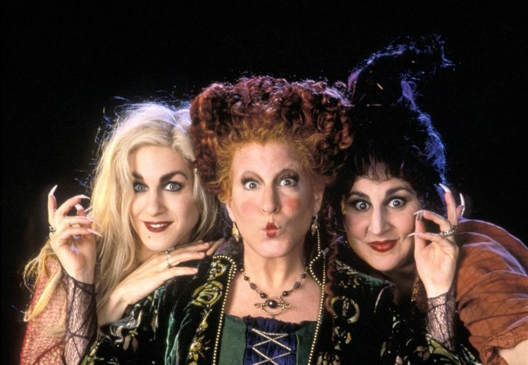 Cast of the Hocus Pocus movie