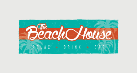 The Beach House logo