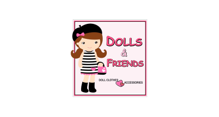 Dolls & Friends logo