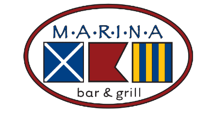 marina bar and gril logo