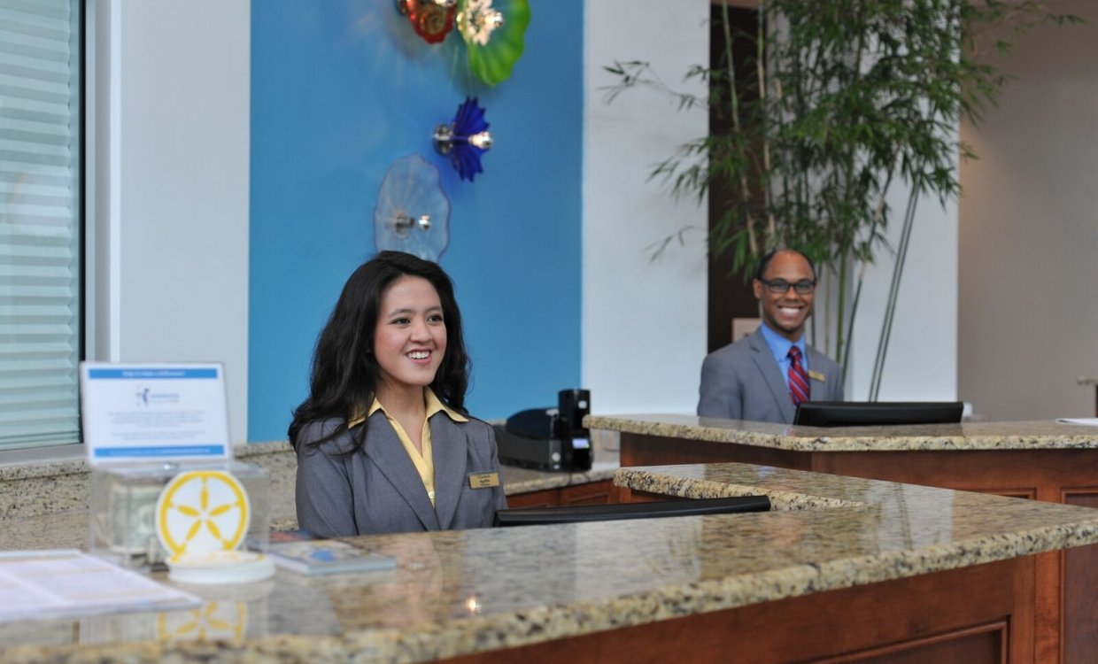 Guest service agent at Sandestin golf and beach resort
